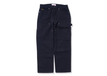 Timberland × Supreme Double Knee Painter Pant Black (SS21)の写真