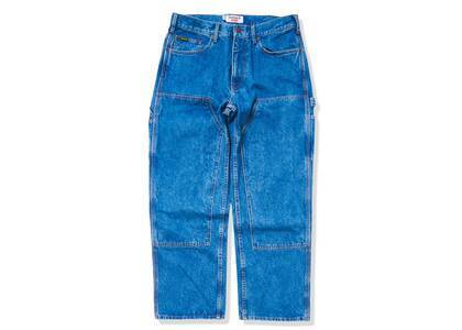 Timberland × Supreme Double Knee Painter Pant Blue (SS21)の写真