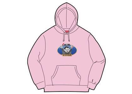 Supreme Vampire Boy Hooded Sweatshirt Pink (SS21)の写真