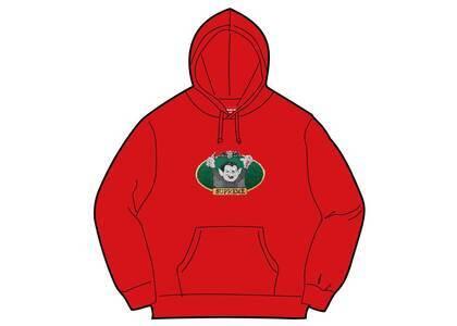 Supreme Vampire Boy Hooded Sweatshirt Red (SS21)の写真