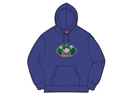 Supreme Vampire Boy Hooded Sweatshirt Blue (SS21)の写真