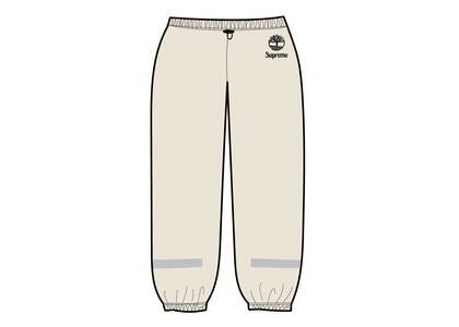 Timberland × Supreme Reflective Taping Track Pant White (SS21)の写真