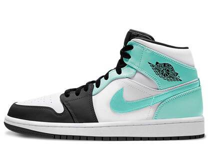 Nike Air Jordan 1 Mid Iceland Greenの写真