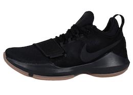 Nike PG 1 Black Gumの写真