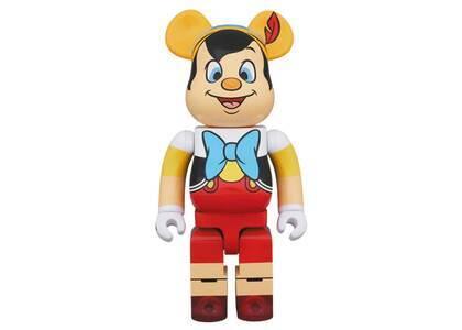 Be@rbrick Pinocchio 1000%の写真