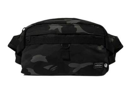 Porter × Bape Color Waist Bag Camo (SS21)の写真