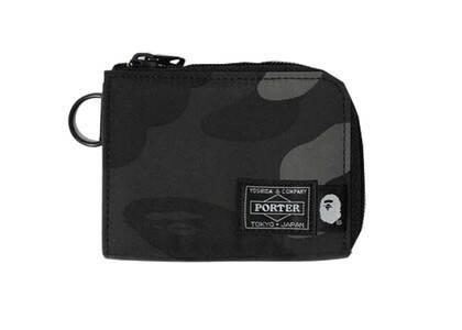 Porter × Bape Color Mini Wallet Camo (SS21)の写真