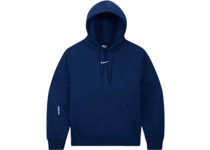 Drake x Nike NOCTA NRG AU ESS Hoodie Blueの写真