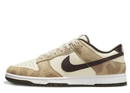 Nike Dunk Low Premium Animal Packの写真