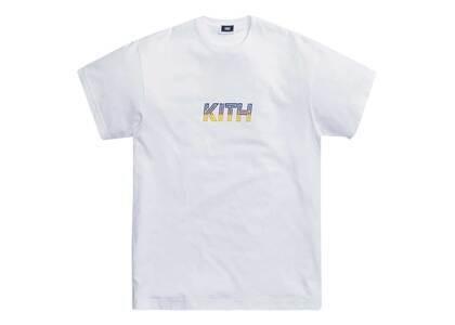 Kith Maze Tee Whiteの写真