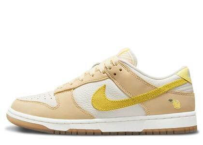 Nike Dunk Low Lemon Drop Womensの写真