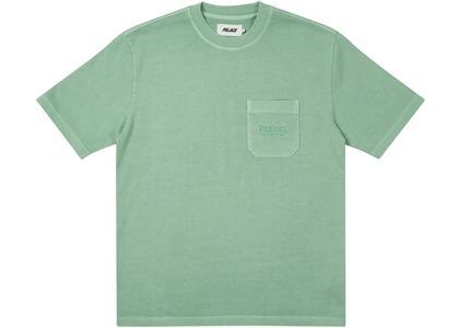 Palace London Heavy Pocket T-Shirt Green (SS21)の写真