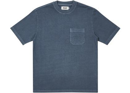Palace London Heavy Pocket T-Shirt Navy (SS21)の写真