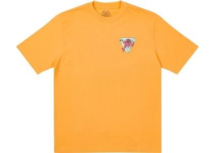 Palace M-Zone Mutant Ripper T-Shirt Orange (SS21)の写真