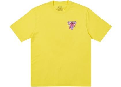Palace M-Zone Mutant Ripper T-Shirt Yellow (SS21)の写真