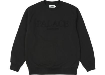 Palace London Crew Black (SS21)の写真