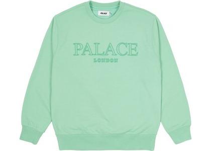 Palace London Crew Mint (SS21)の写真