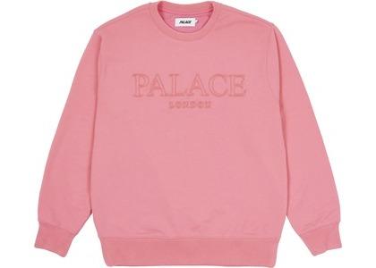 Palace London Crew Pink (SS21)の写真