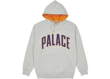 Palace Sportini Hood Grey Marl (SS21)の写真