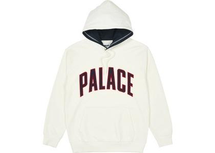 Palace Sportini Hood White (SS21)の写真