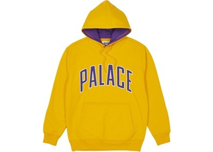 Palace Sportini Hood Yellow (SS21)の写真