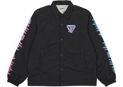 Palace M-Zone Mutant Ripper Coach Jacket Black (SS21)の写真