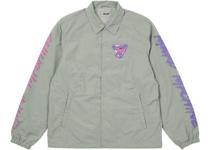 Palace M-Zone Mutant Ripper Coach Jacket Grey (SS21)の写真