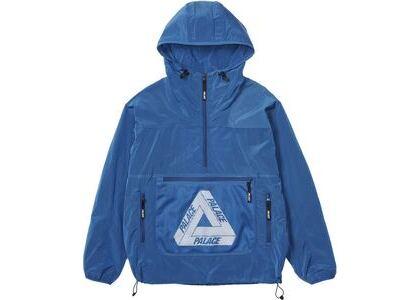 Palace Mesh Pocket Shell Jacket Blue (SS21)の写真