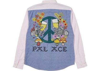 Palace Hippy Salute Shirt Pink (SS21)の写真