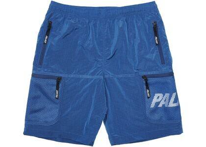 Palace Mesh Pocket Shell Shorts Blue (SS21)の写真