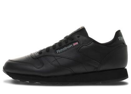 Reebok Classic Leather Blackの写真