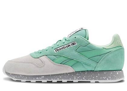 Reebok Classic Leather CM Teal Speckleの写真