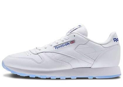 Reebok Classic Leather Ice Whiteの写真