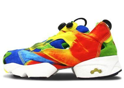 Reebok Instapump Fury Crooked Tongues The Angry Birdの写真