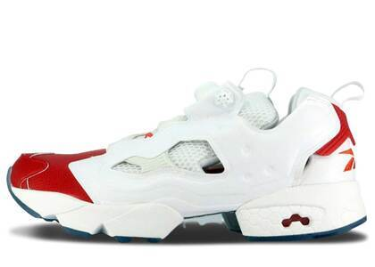 Reebok Instapump Fury Undefeated Iverson Redの写真