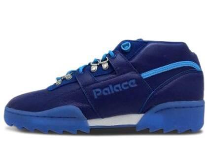 Reebok OG Workout Ripple Palace Blueの写真