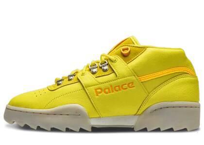 Reebok OG Workout Ripple Palace Yellowの写真