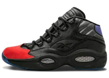 Reebok Question Mid Packer Shoes Curtain Callの写真