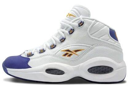 Reebok Question Mid Packer Shoes For Player Use Only Kobeの写真