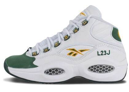 Reebok Question Mid Packer Shoes For Player Use Only LeBronの写真