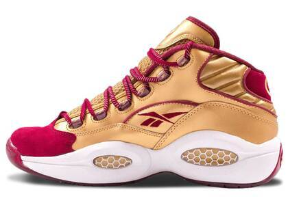 Reebok Question Mid Packer Shoes Saint Anthonyの写真