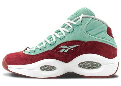 Reebok Question Mid SNS Shoe About Nothingの写真