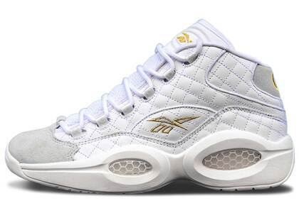 Reebok Question Mid White Partyの写真