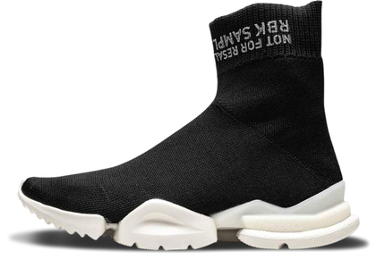 Reebok Sock Run.r Barney's Blackの写真