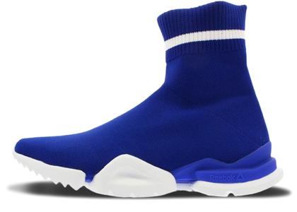 Reebok Sock Run.r Blueの写真