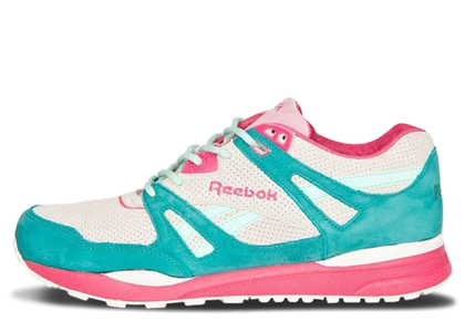 Reebok Ventilator Sneaker Politics Pink Lakeの写真