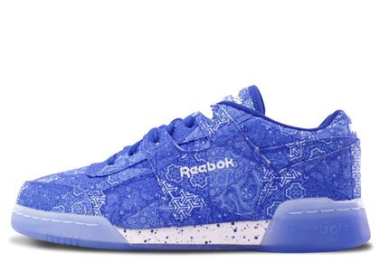 Reebok Workout Lo Plus Limited Edt. Peace and Harmonyの写真