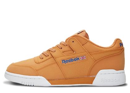 Reebok Workout Lo Plus Packer Shoes Reverse Gumの写真