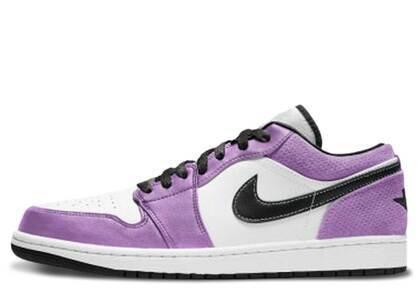 Nike Air Jordan 1 Low Violet Shockの写真