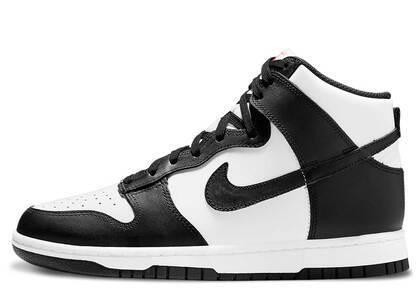 Nike Dunk High Retro Black Whiteの写真